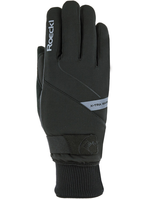 Roeckl Turin Extra Warm X-Country Gloves black
